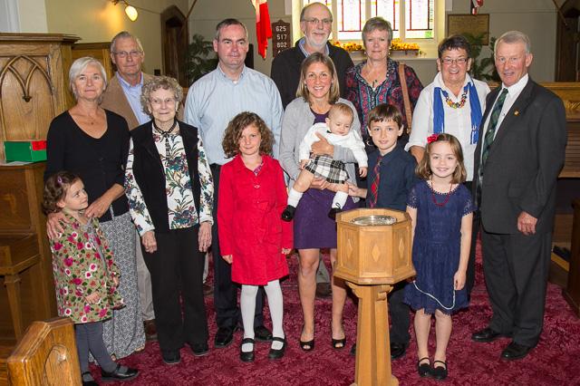 Kirk Andrew McPherson & Extended Family
