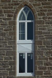 West Window (North)